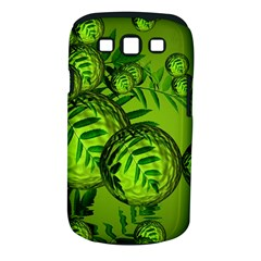 Magic Balls Samsung Galaxy S Iii Classic Hardshell Case (pc+silicone)