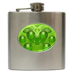 Magic Balls Hip Flask by Siebenhuehner