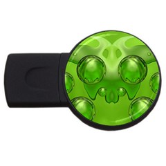 Magic Balls 2gb Usb Flash Drive (round) by Siebenhuehner