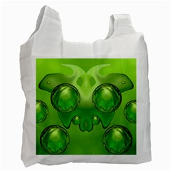 Magic Balls Recycle Bag (one Side) by Siebenhuehner