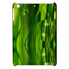 Green Bubbles  Apple Ipad Mini Hardshell Case by Siebenhuehner