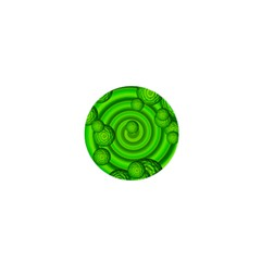 Magic Balls 1  Mini Button Magnet by Siebenhuehner