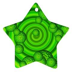 Magic Balls Star Ornament (two Sides) by Siebenhuehner