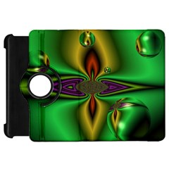 Magic Balls Kindle Fire Hd 7  Flip 360 Case by Siebenhuehner