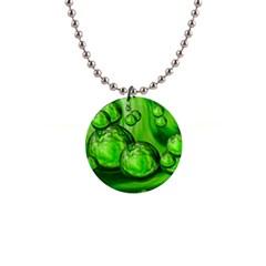 Magic Balls Button Necklace by Siebenhuehner
