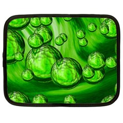 Magic Balls Netbook Case (large) by Siebenhuehner
