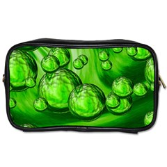Magic Balls Travel Toiletry Bag (two Sides) by Siebenhuehner