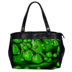 Magic Balls Oversize Office Handbag (one Side) by Siebenhuehner