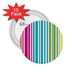 Color Fun 2 25  Button (10 Pack) by PaolAllen