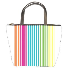 Color Fun Bucket Bag by PaolAllen