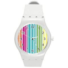 Color Fun Plastic Sport Watch (medium) by PaolAllen