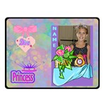 Princess small blanket#2 - Fleece Blanket (Small)