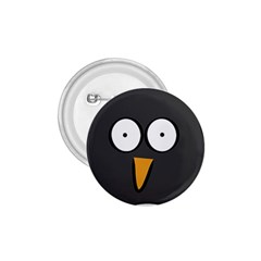 Penguin Close Up 1 75  Button by PaolAllen