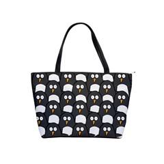 Penguin Group Large Shoulder Bag by PaolAllen