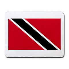 Trini flag Small Mousepad by caribbeanflag