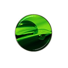 Green Drop Golf Ball Marker 10 Pack (for Hat Clip) by Siebenhuehner