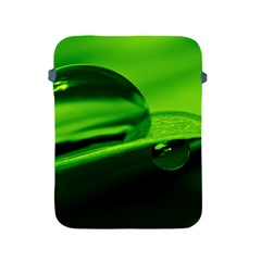 Green Drop Apple Ipad 2/3/4 Protective Soft Case by Siebenhuehner
