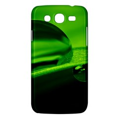 Green Drop Samsung Galaxy Mega 5 8 I9152 Hardshell Case  by Siebenhuehner