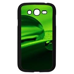 Green Drop Samsung Galaxy Grand Duos I9082 Case (black) by Siebenhuehner
