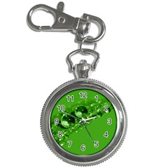 Green Drops Key Chain & Watch by Siebenhuehner