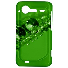 Green Drops HTC Incredible S Hardshell Case  by Siebenhuehner