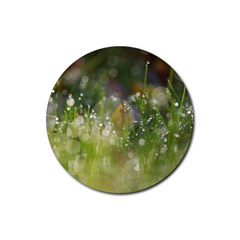 Drops Drink Coaster (round) by Siebenhuehner