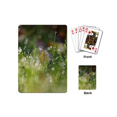 Drops Playing Cards (mini) by Siebenhuehner