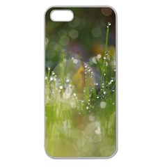 Drops Apple Seamless Iphone 5 Case (clear) by Siebenhuehner
