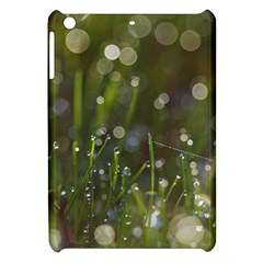 Waterdrops Apple Ipad Mini Hardshell Case by Siebenhuehner
