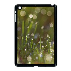 Waterdrops Apple Ipad Mini Case (black) by Siebenhuehner