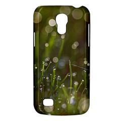 Waterdrops Samsung Galaxy S4 Mini Hardshell Case  by Siebenhuehner