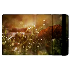 Waterdrops Apple Ipad 3/4 Flip Case by Siebenhuehner