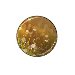 Waterdrops Golf Ball Marker (for Hat Clip) by Siebenhuehner