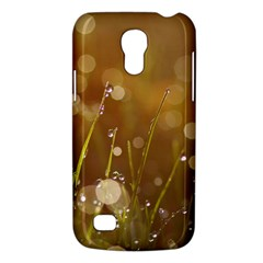 Waterdrops Samsung Galaxy S4 Mini Hardshell Case  by Siebenhuehner