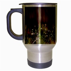 Sundrops Travel Mug (silver Gray) by Siebenhuehner