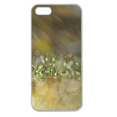 Sundrops Apple Seamless Iphone 5 Case (clear) by Siebenhuehner