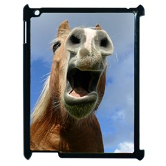 Haflinger  Apple Ipad 2 Case (black) by Siebenhuehner