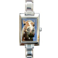 Haflinger  Rectangular Italian Charm Watch