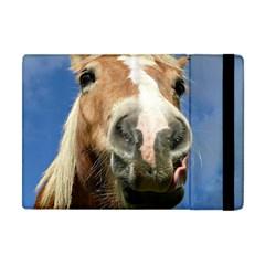 Haflinger  Apple Ipad Mini Flip Case by Siebenhuehner