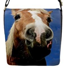 Haflinger  Flap Closure Messenger Bag (small) by Siebenhuehner
