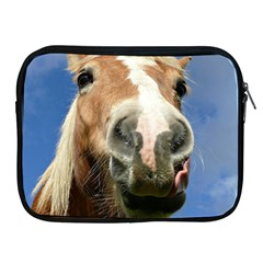 Haflinger  Apple iPad 2/3/4 Zipper Case by Siebenhuehner
