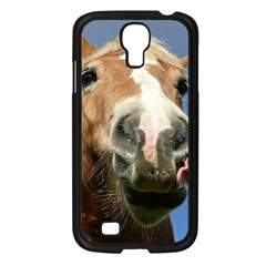 Haflinger  Samsung Galaxy S4 I9500/ I9505 Case (black) by Siebenhuehner