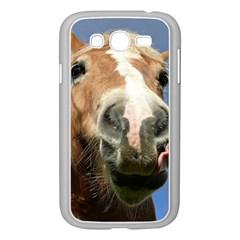 Haflinger  Samsung Galaxy Grand Duos I9082 Case (white) by Siebenhuehner