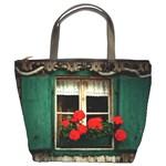Window Bucket Bag
