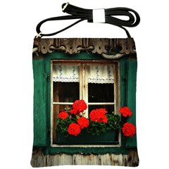 Window Shoulder Sling Bag by Siebenhuehner