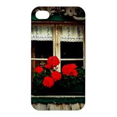 Window Apple Iphone 4/4s Premium Hardshell Case