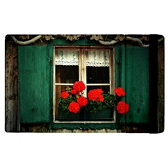 Window Apple Ipad 3/4 Flip Case by Siebenhuehner