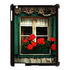 Window Apple Ipad 3/4 Case (black) by Siebenhuehner