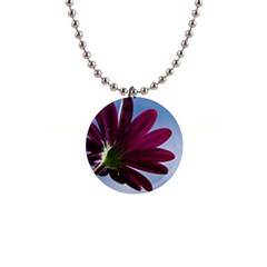 Daisy Button Necklace by Siebenhuehner
