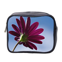 Daisy Mini Travel Toiletry Bag (two Sides) by Siebenhuehner